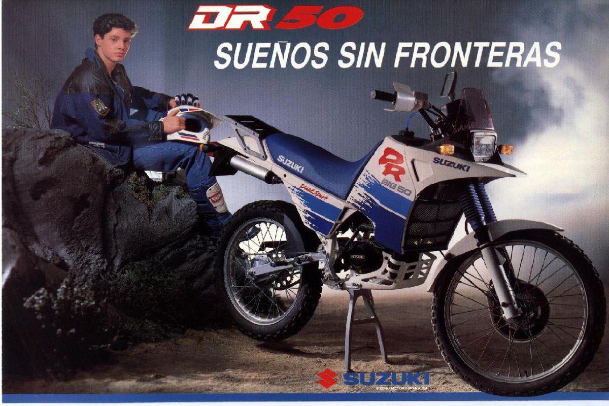 Yamaha DR Big 50