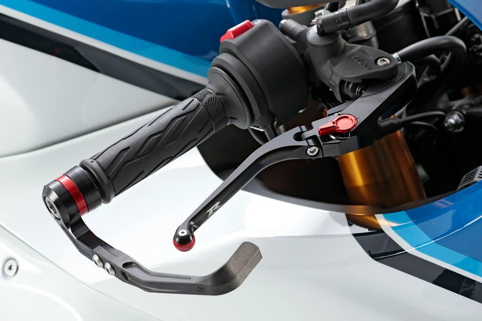 Suzuki GSXR 1000 R origins protector de maneta
