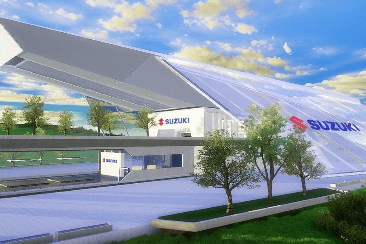 Suzuki inaugura en febrero su propio Salón de la moto