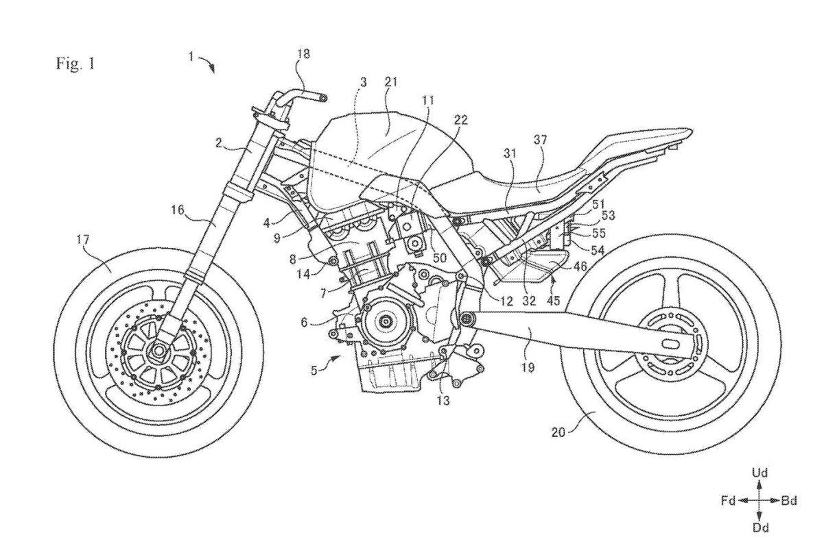 Adiós al motor Suzuki V2: así serán sus próximas motos 700