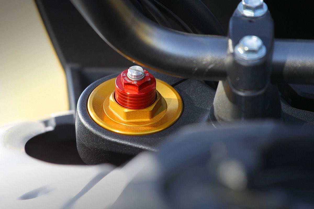 Suspensiones Suzuki V-Strom 1000