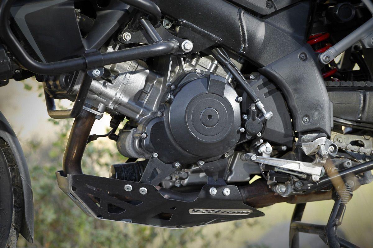Motor Suzuki V-Strom 1000