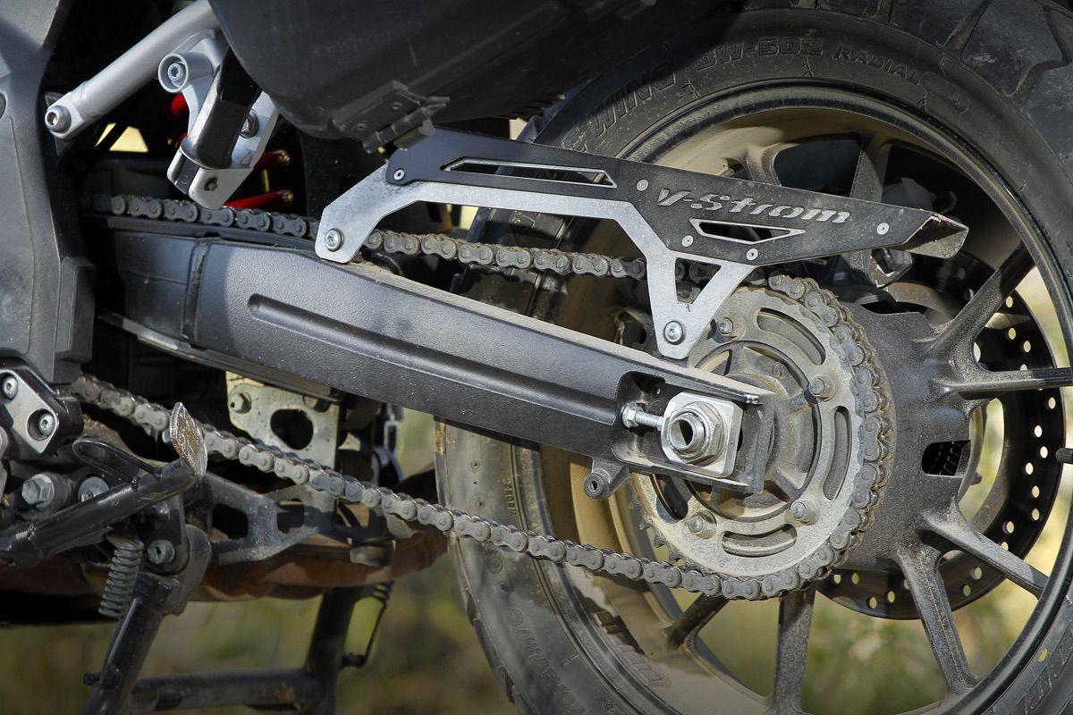 Transmisión cadena Suzuki V-Strom 1000