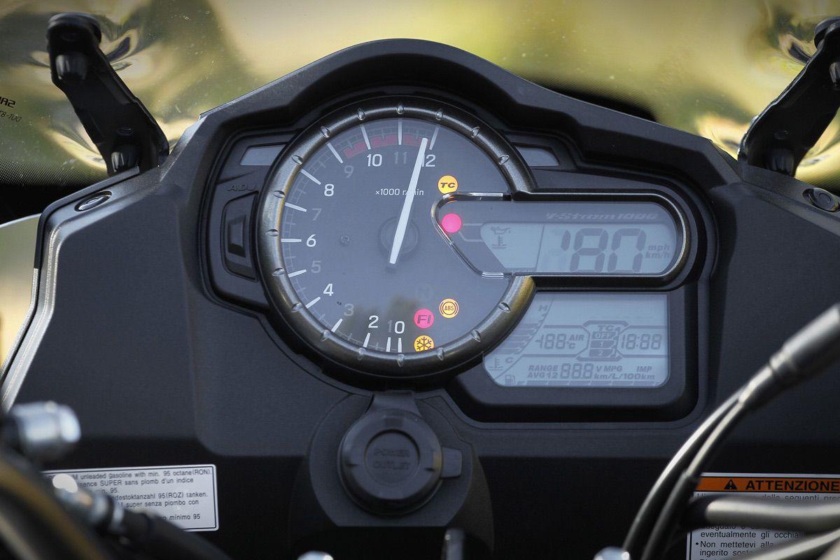 Cuadro Suzuki V-Strom 1000
