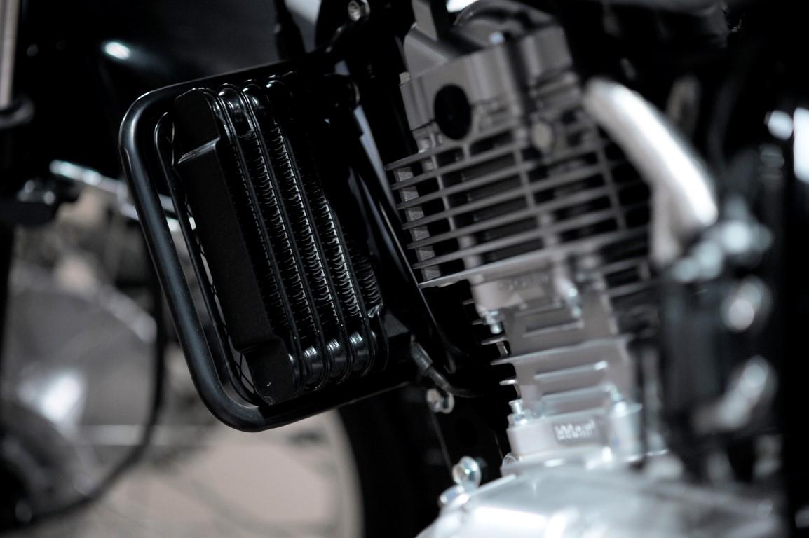 Prueba suzuki van van 200 de 2017 moto1pro - Precio radiador aceite ...