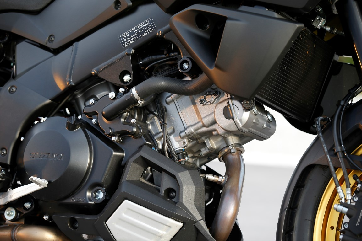 Suzuki VStrom 1000 motor