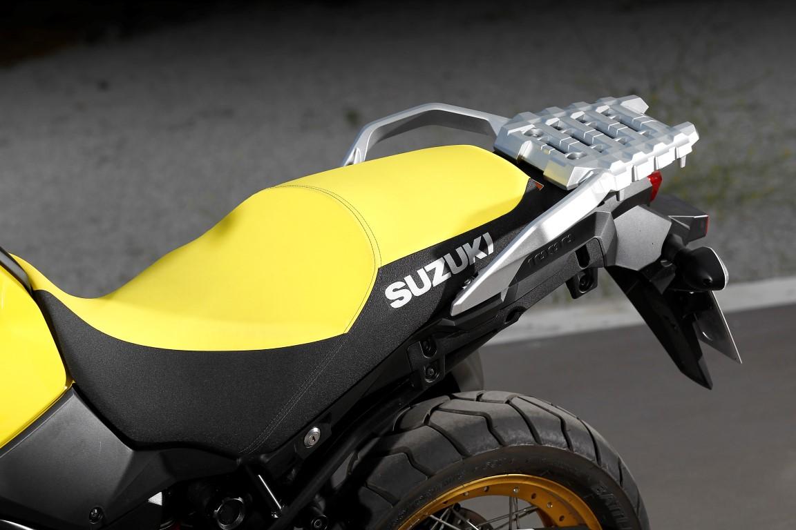Suzuki VStrom 1000 asiento