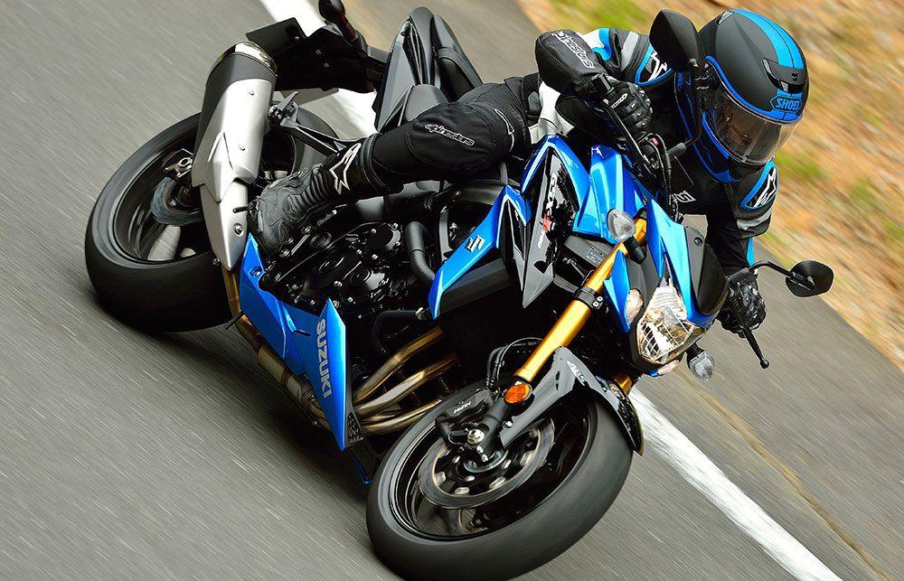 Suzuki GSX-S750Z y GSX-S1000Z