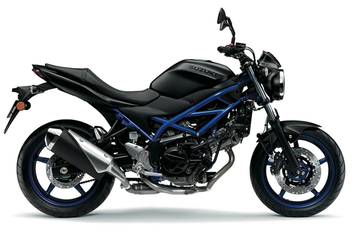 Gama y precios Suzuki para el carnet A2