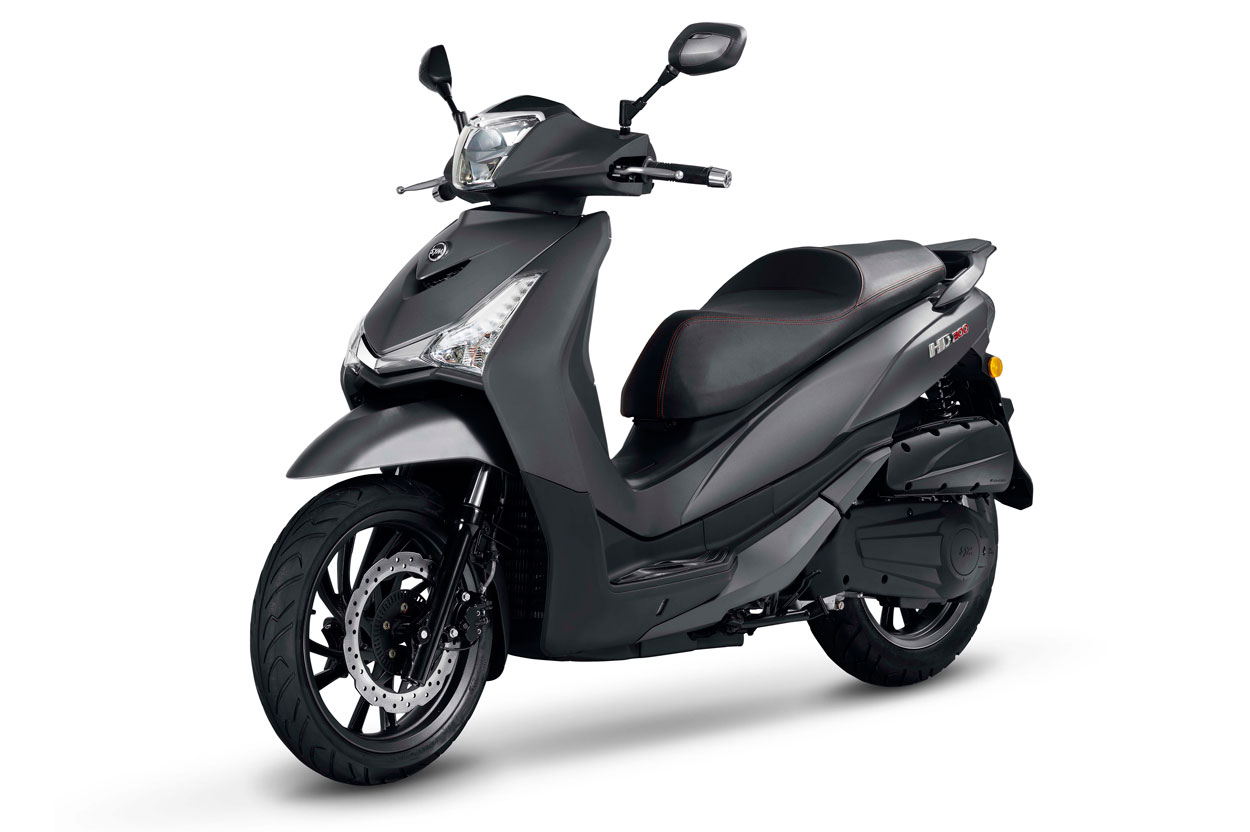 SYM HD 300 Scooter