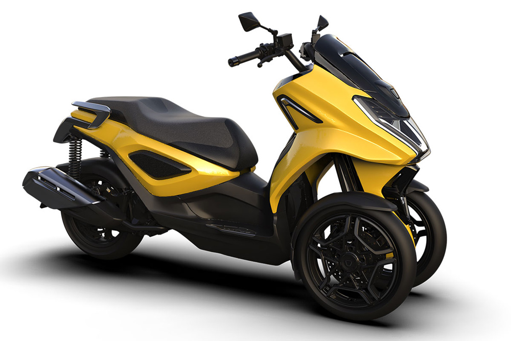 los mejores scooter de tres ruedas 2018 moto1pro. Black Bedroom Furniture Sets. Home Design Ideas