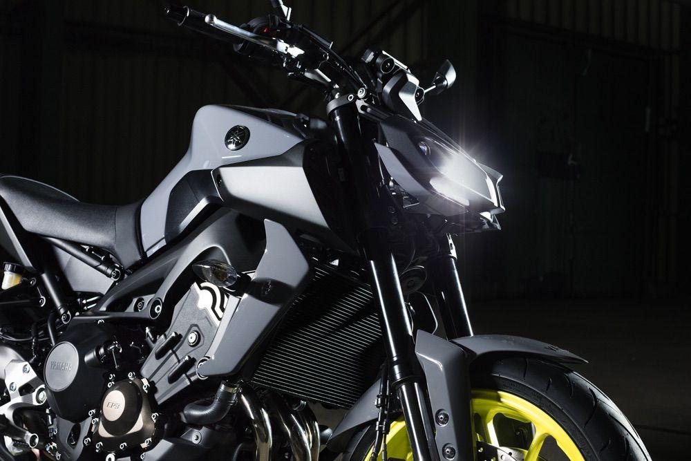 Tapas Yamaha MT09 2017