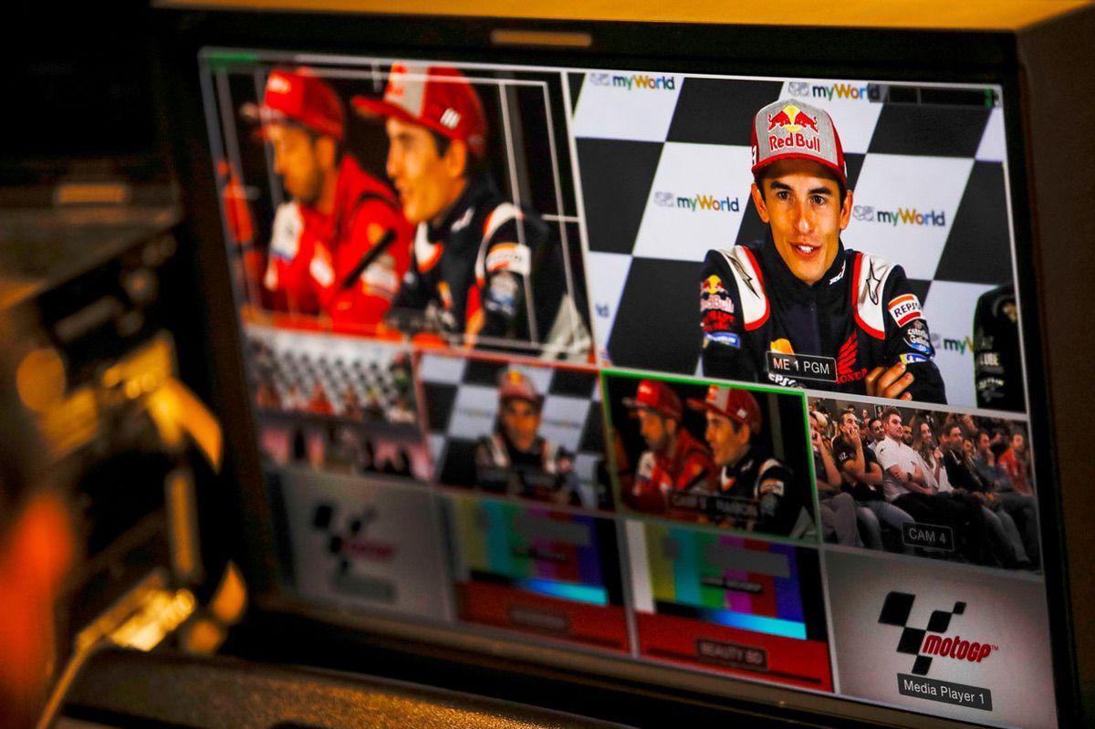Como ver MotoGP 2020 por televisión