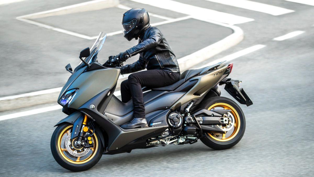 Nueva Yamaha TMAX 2021