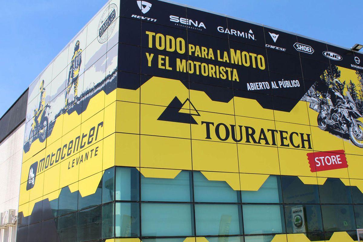 Touratech abre un nuevo espacio en Madrid