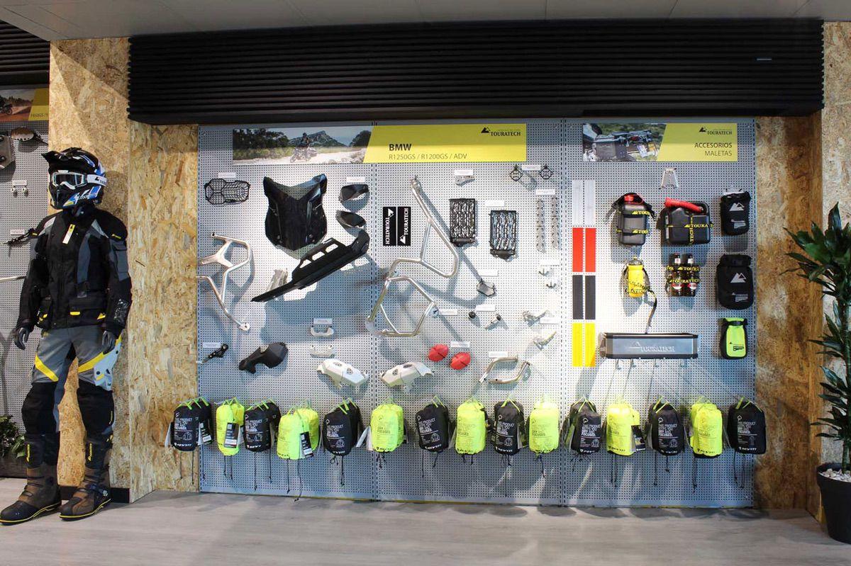 Touratech abre una nueva tienda en Madrid