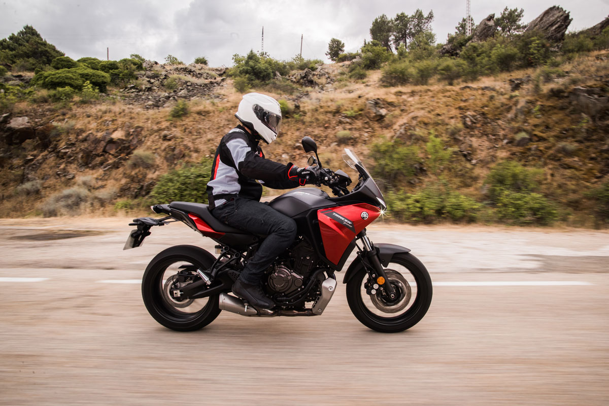 Prueba Yamaha Tracer 700: Saber hacer