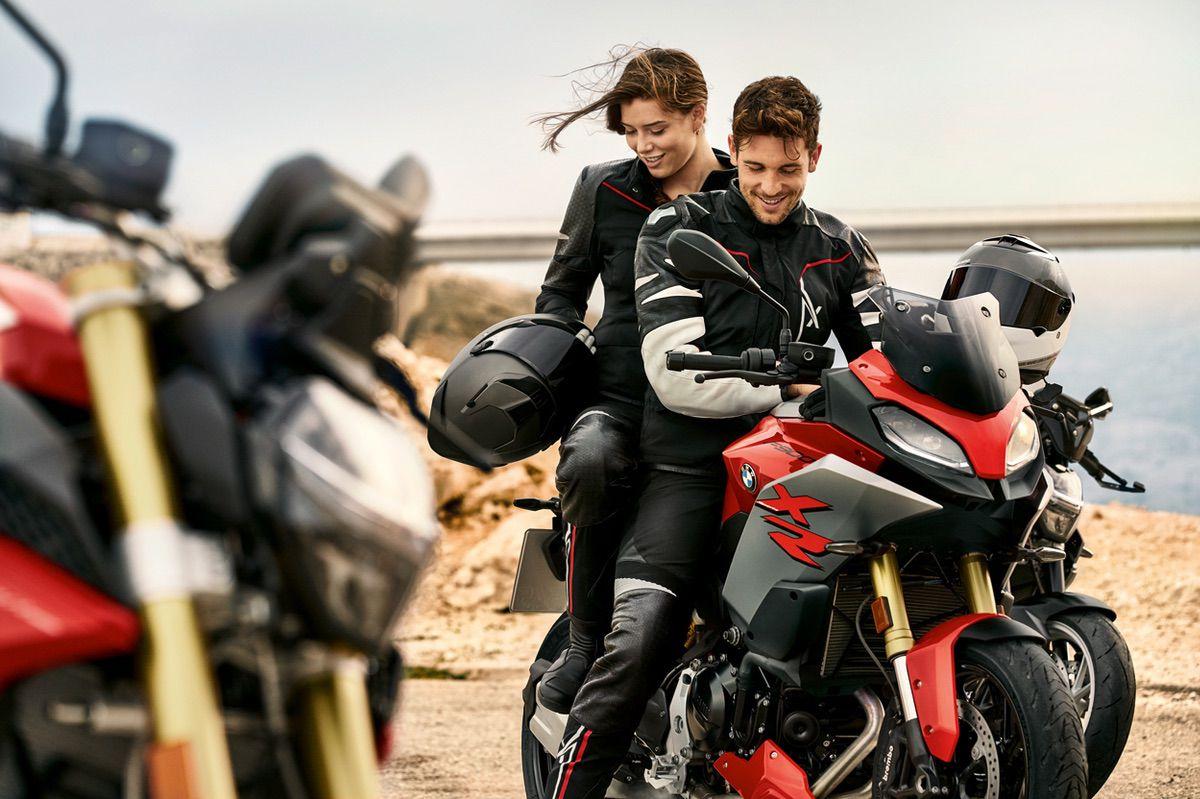 Traje para moto BMW XRide