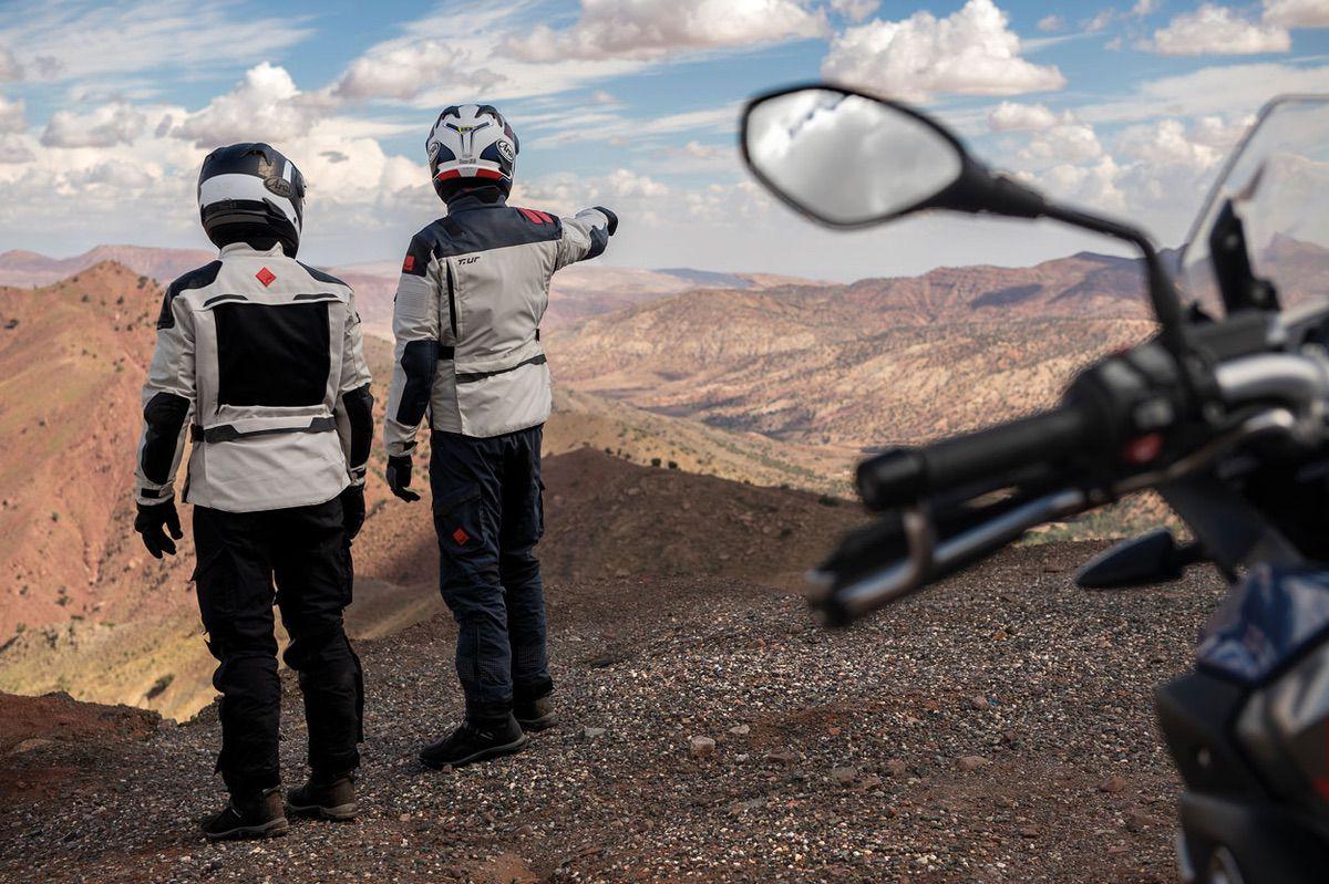 Traje para moto trail T-UR