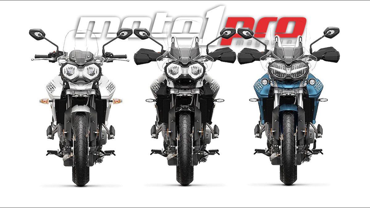Triumph Tiger 800 2018 precio y versiones