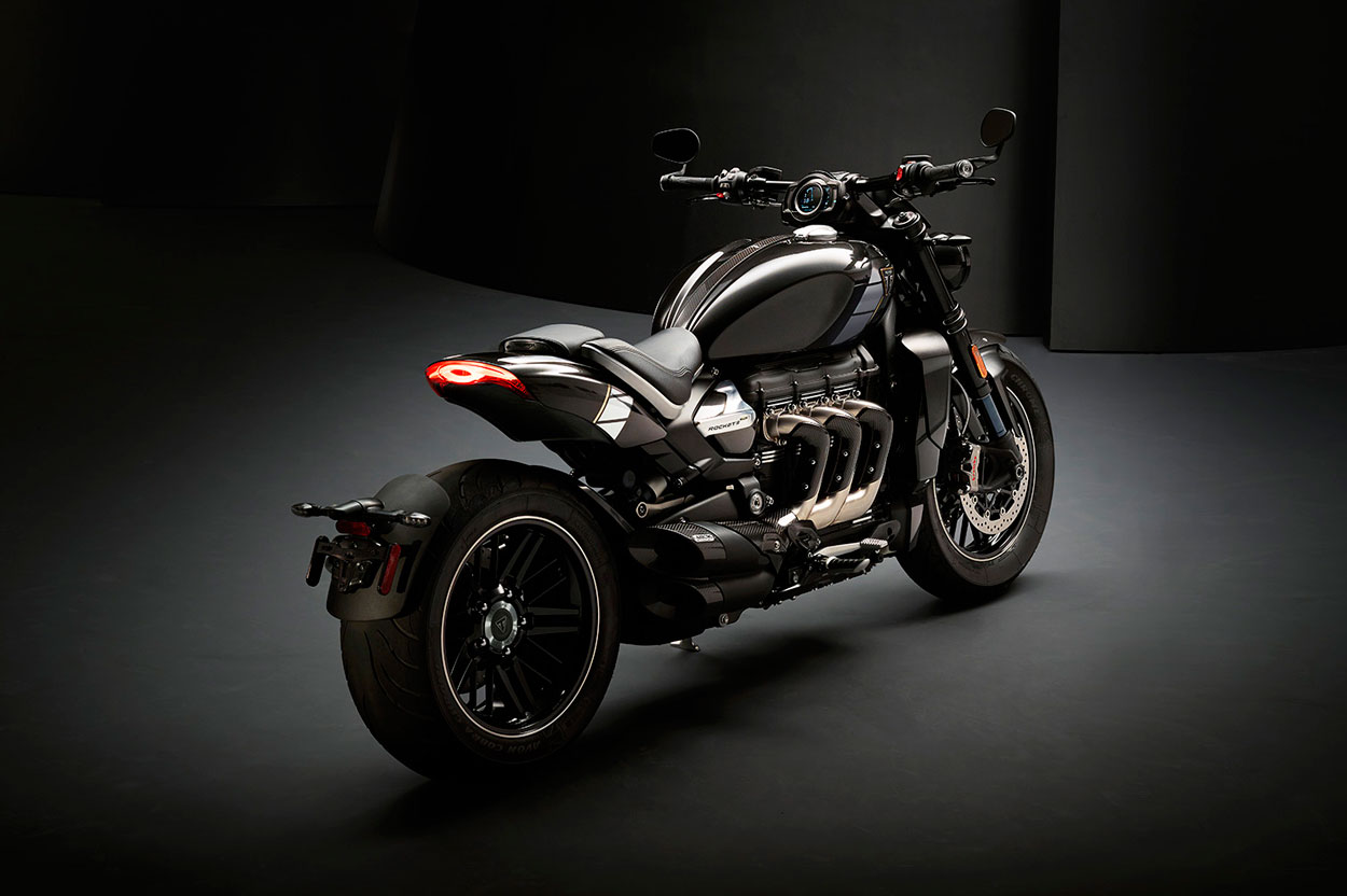 Triumph Rocket 3 RFC