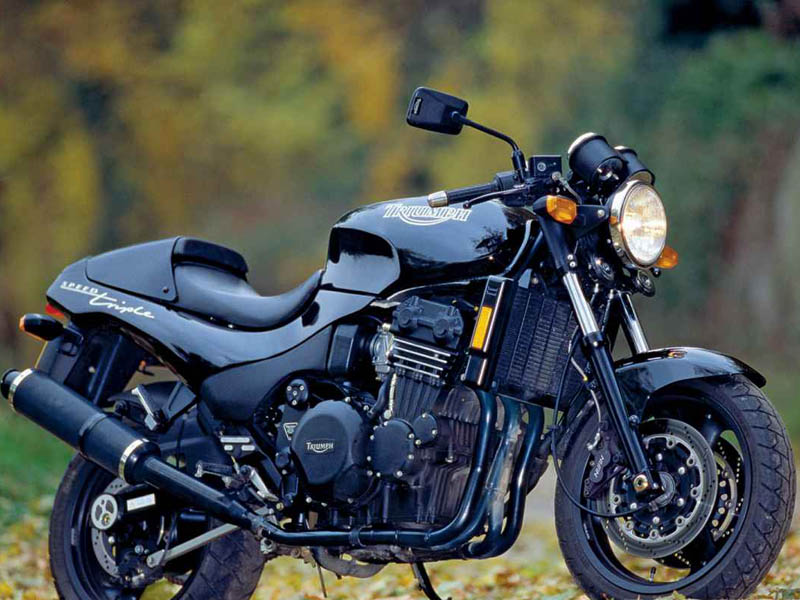 Triumph Speed Triple 1994