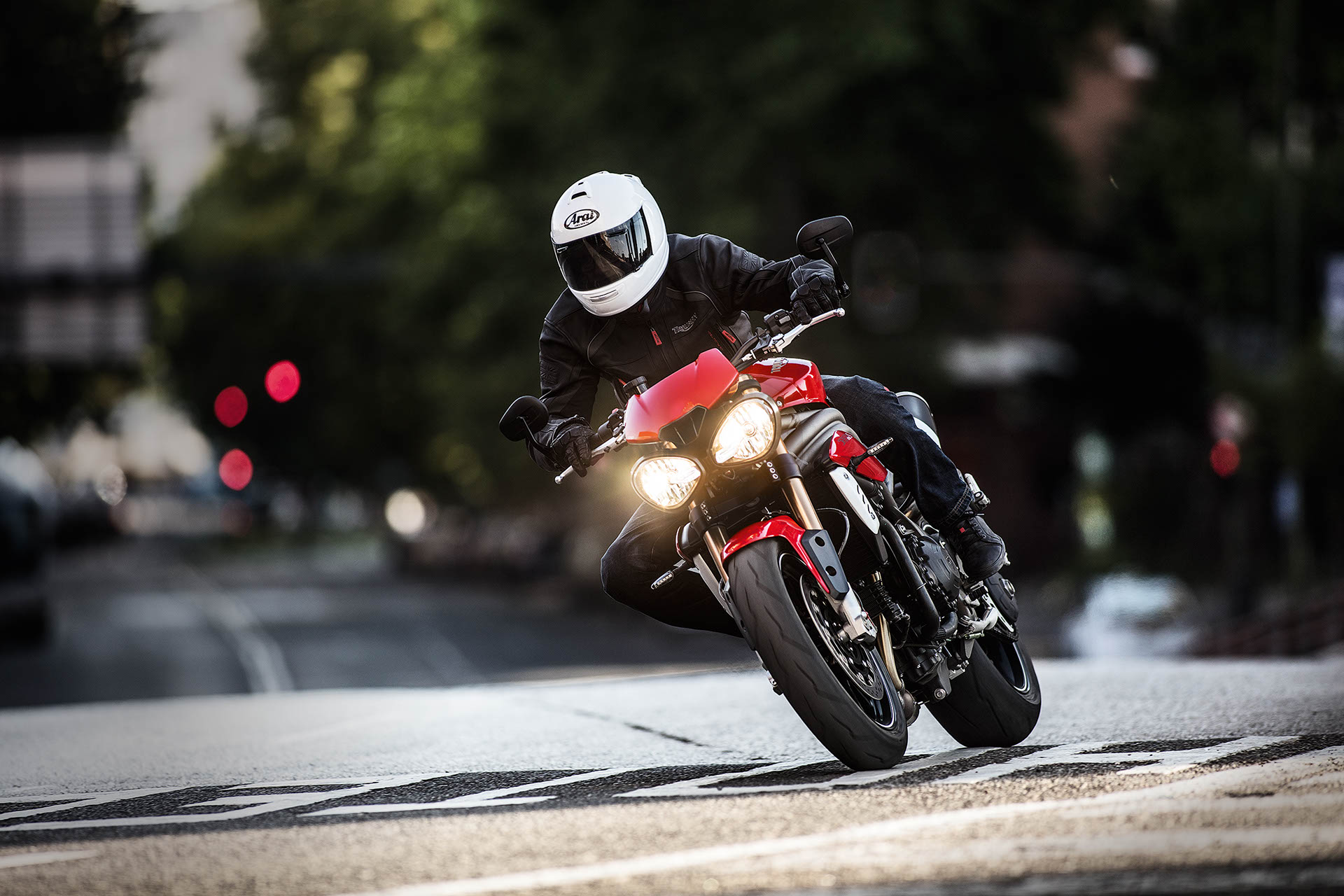 Triumph Speed Triple 2016