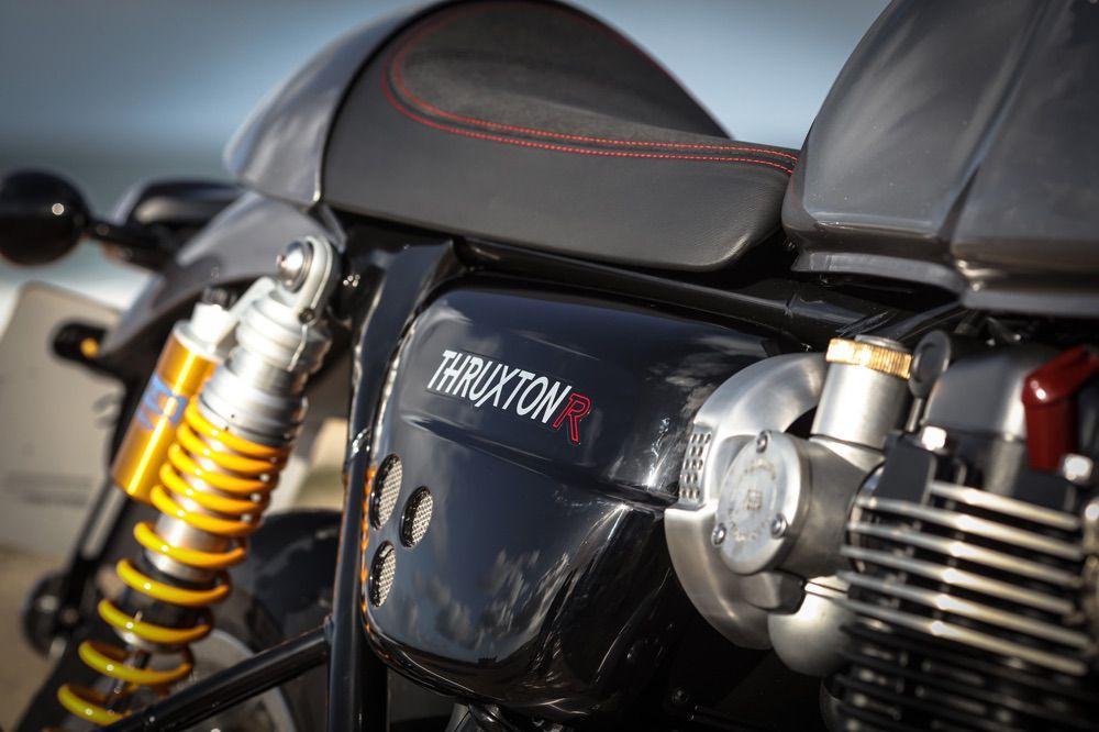 Amortiguador trasero Triumph Thruxton R