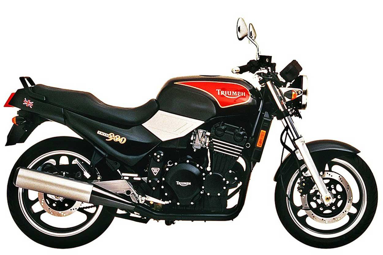 Triumph Trident 900 1995