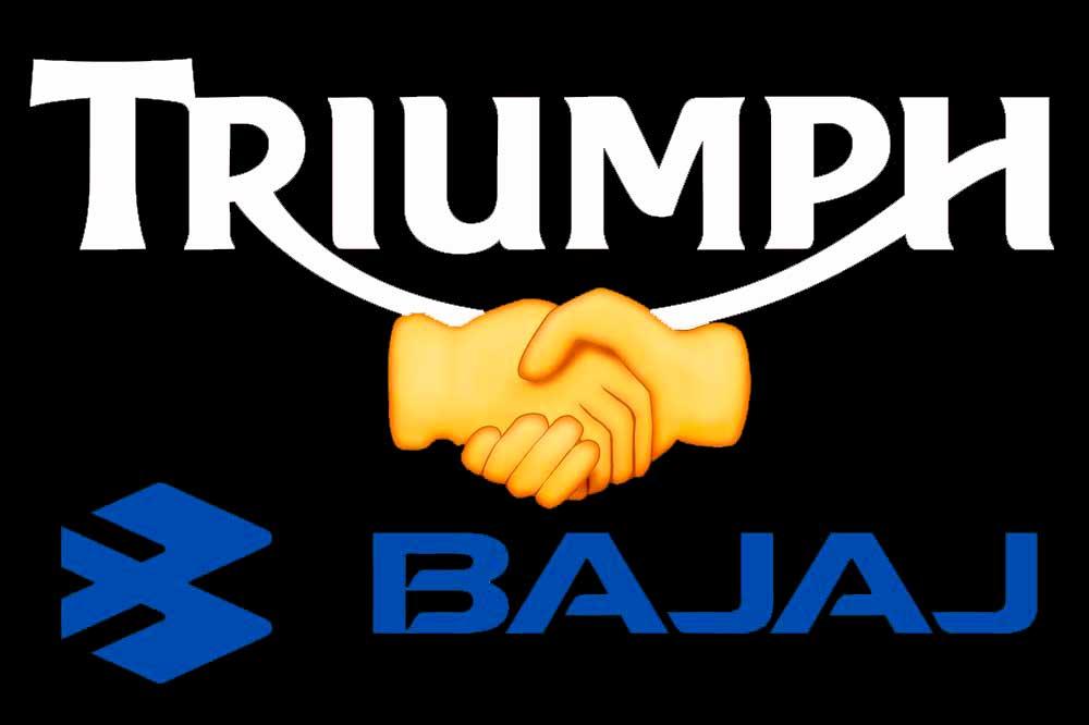 Triumph + Bajaj