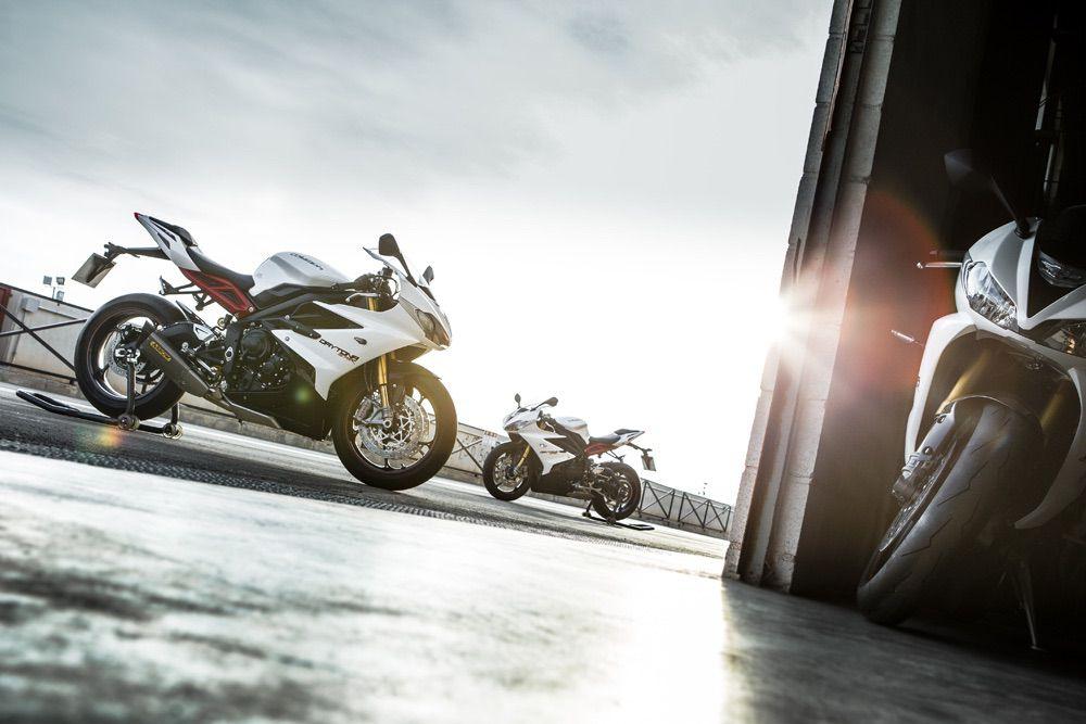 Triumph podría suministrar motores para Moto2