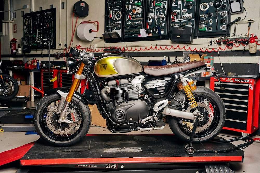 Triumph Speed Twin MQ#4