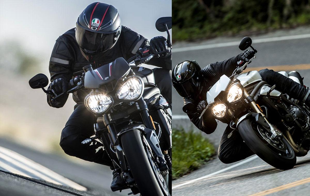 Triumph Speed Triple 2020
