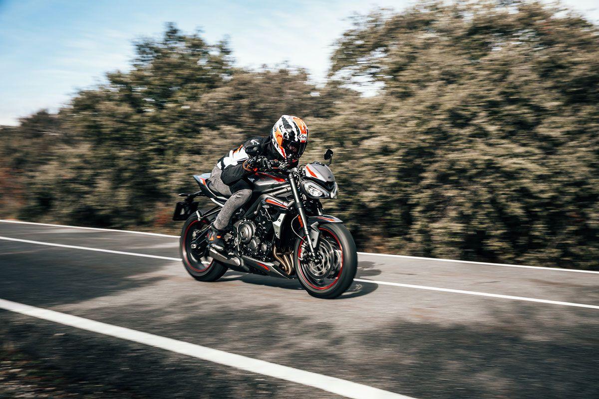 Triumph Street Triple RS 765 2020