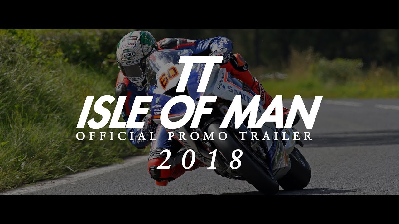 tt isle of man 2018 trailer oficial para ir calentando motores moto1pro. Black Bedroom Furniture Sets. Home Design Ideas