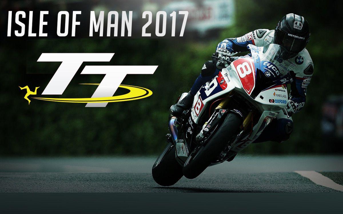TT de la Isla de Man 2017