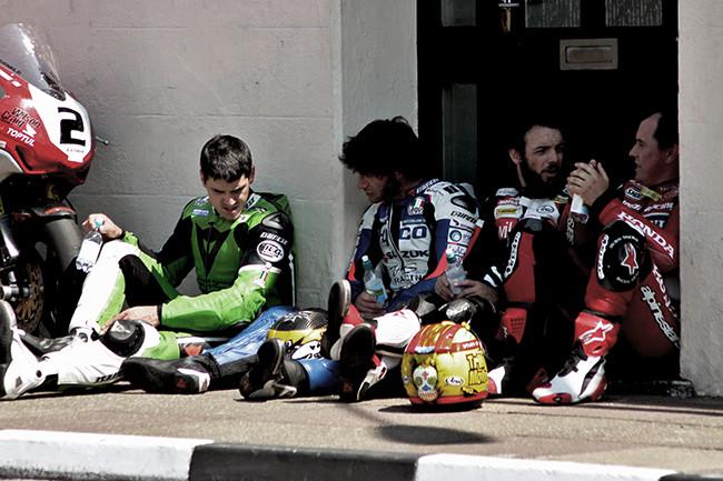 TT riders