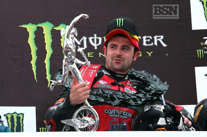 Michael Dunlop TT 2017 Isla de Man