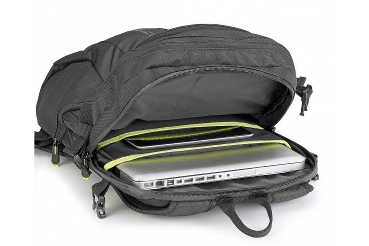 GIVI lanza su mochila urbana EA129 para el día a día en moto