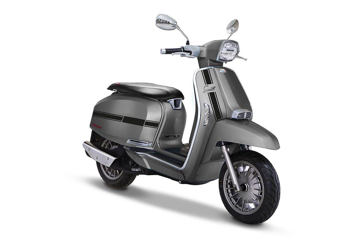 Novedades Lambretta para 2021