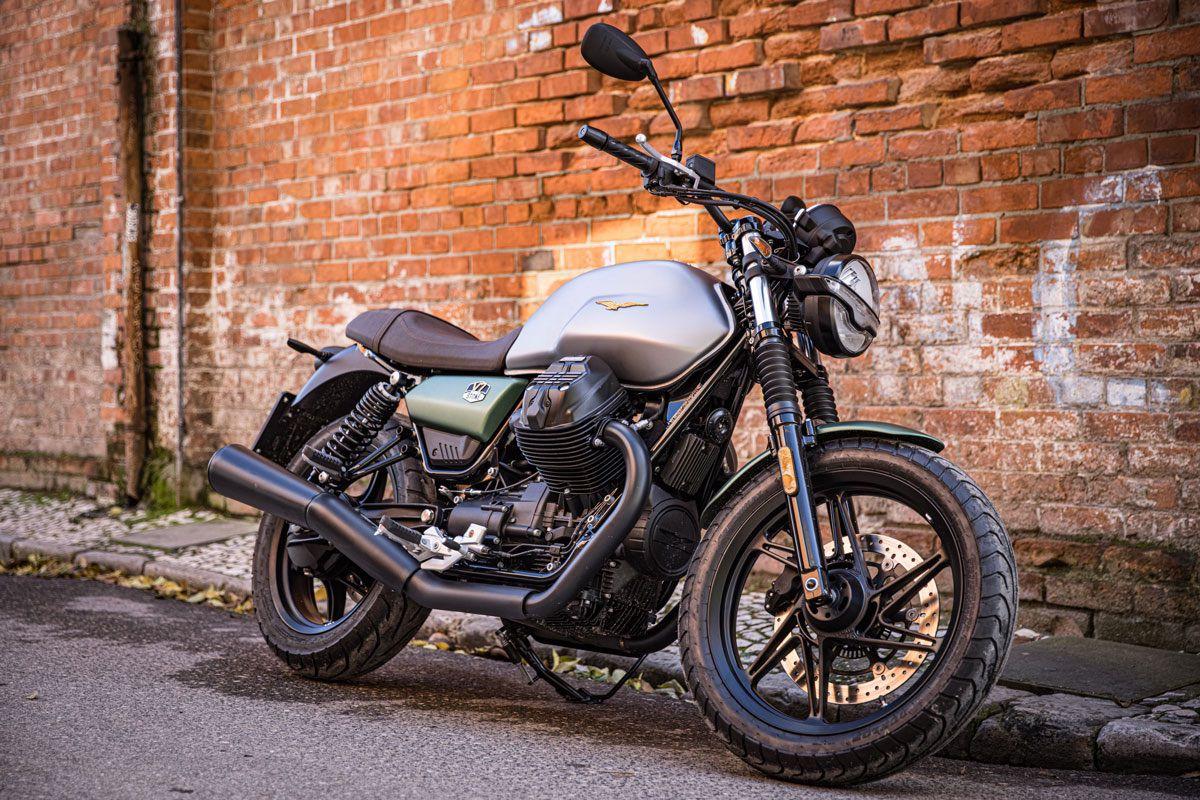 Moto Guzzi cumple 100 años