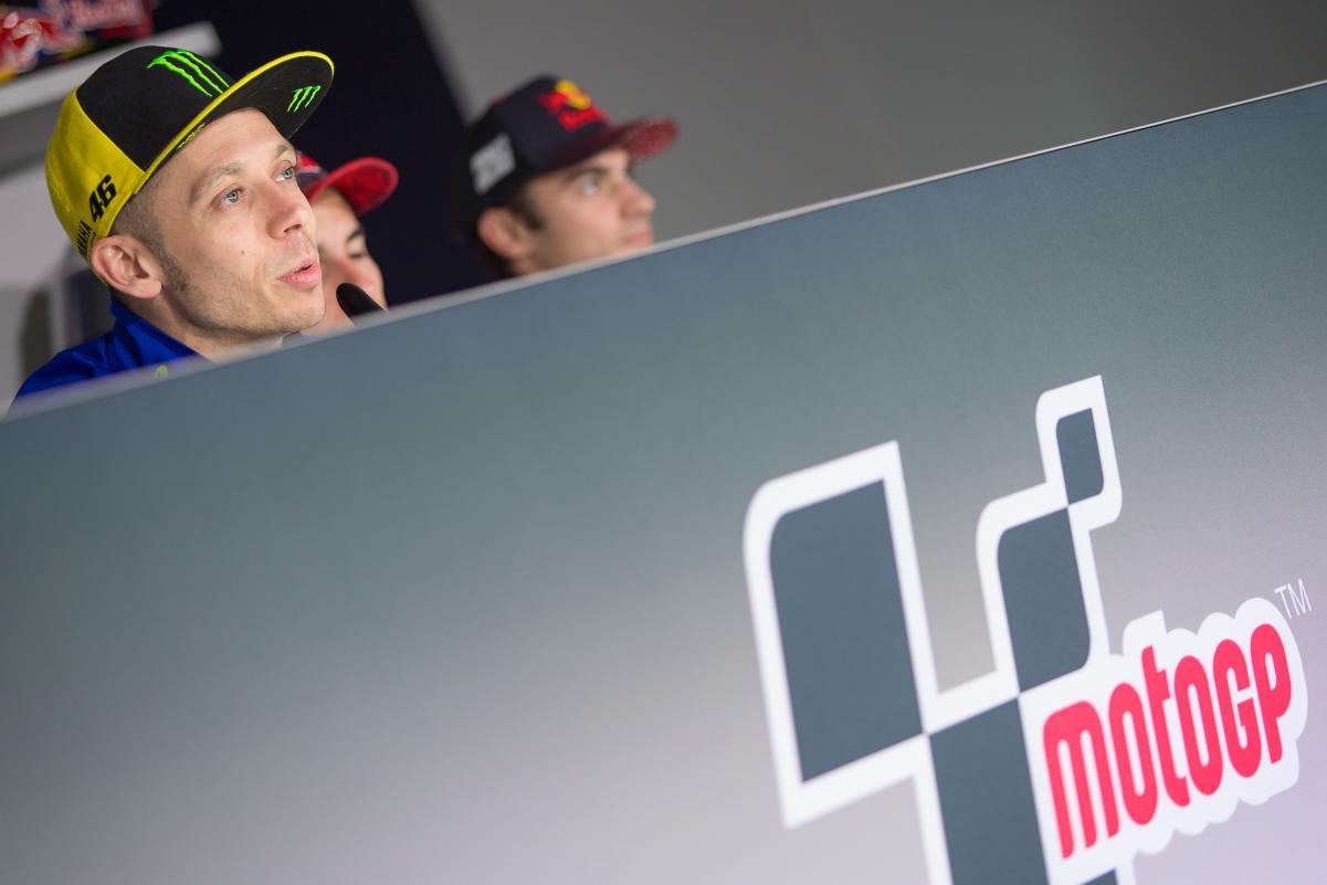 Rossi en Jerez