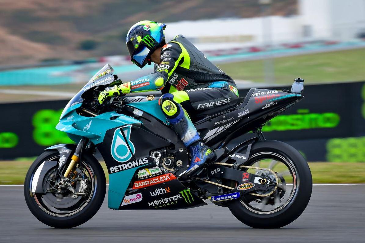 ¿Pedro Acosta y Valentino Rossi juntos en Moto2?
