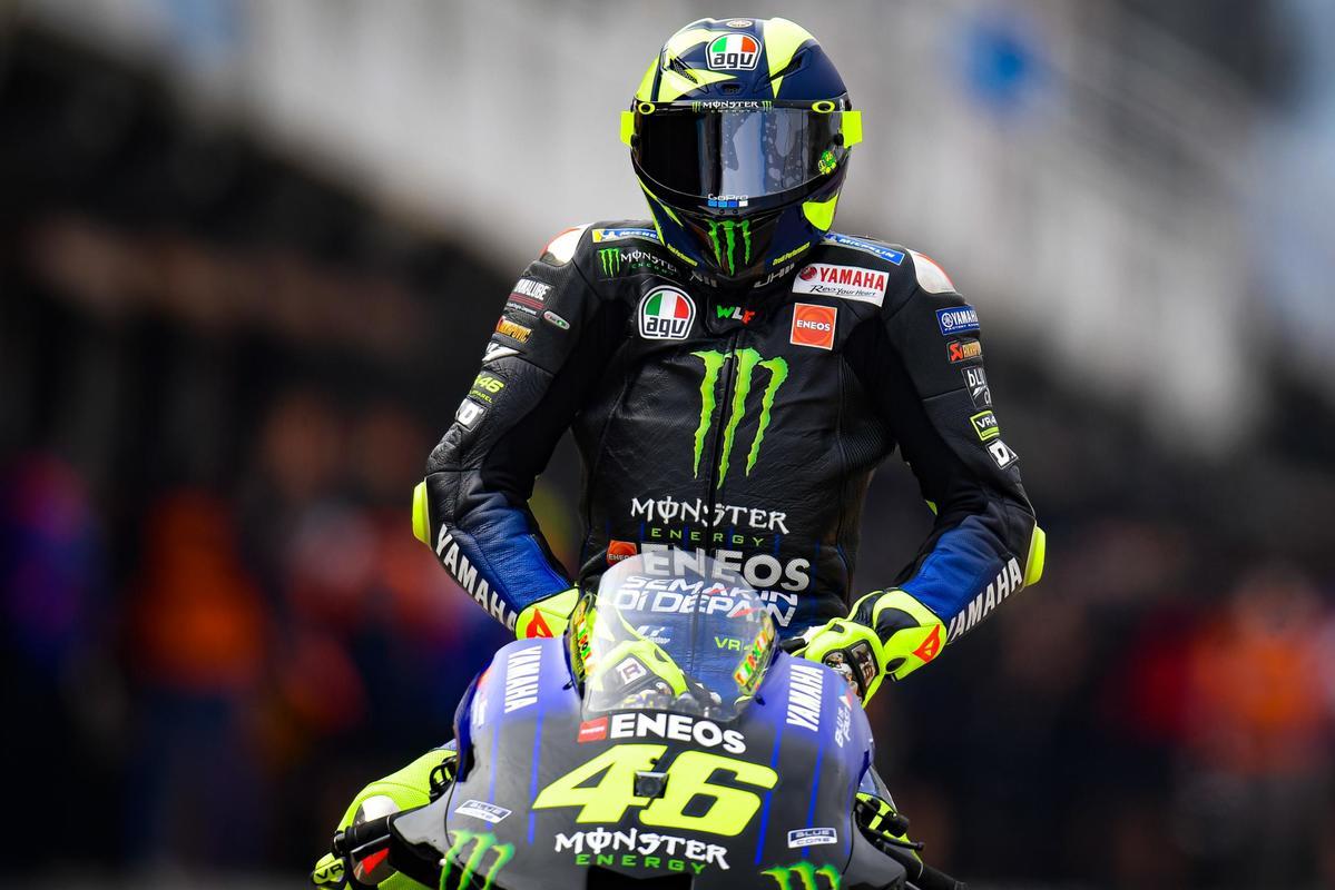 Resultados Encuesta: ¿Debería retirarse Valentino Rossi?