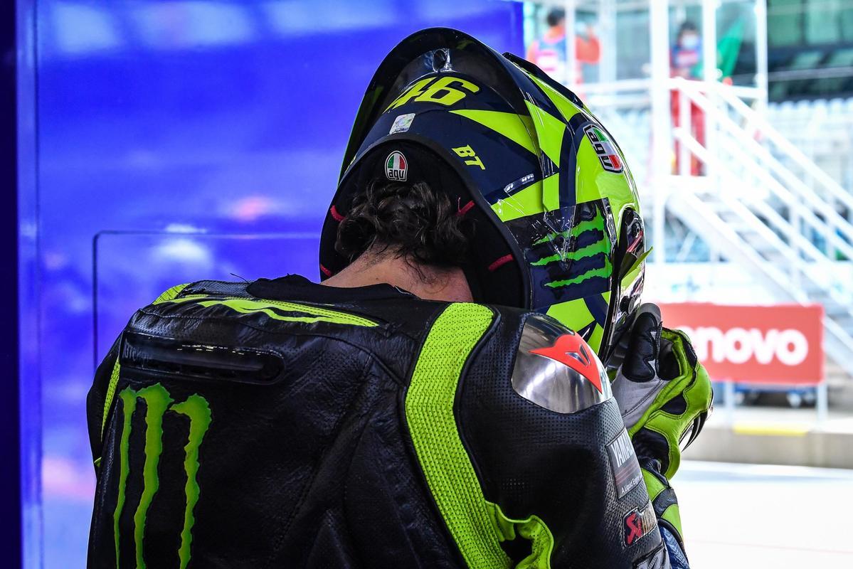 Desmentido: Valentino Rossi no se retira.