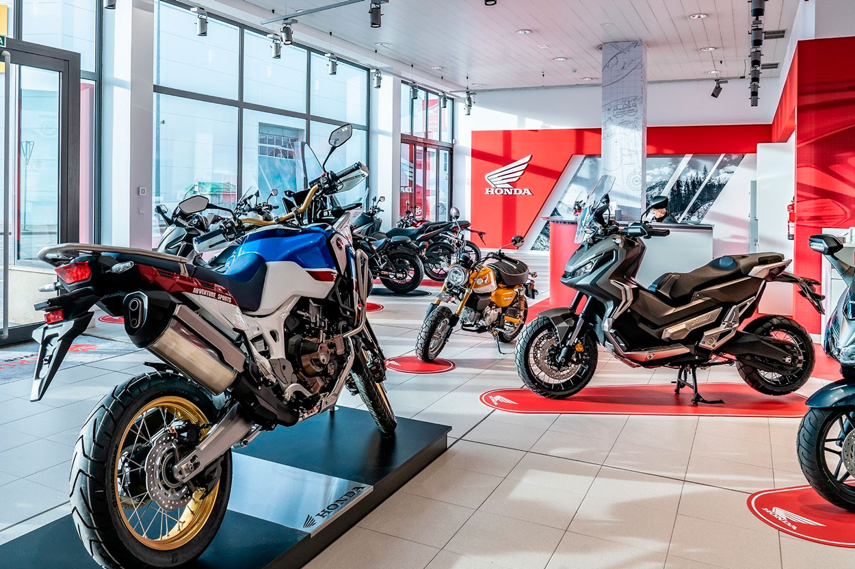 Datos de ventas de motos en Europa en 2018