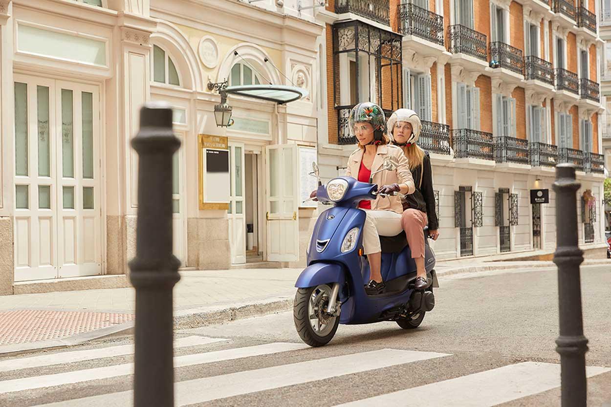 Venta de motos y scooter tras el COVID-19