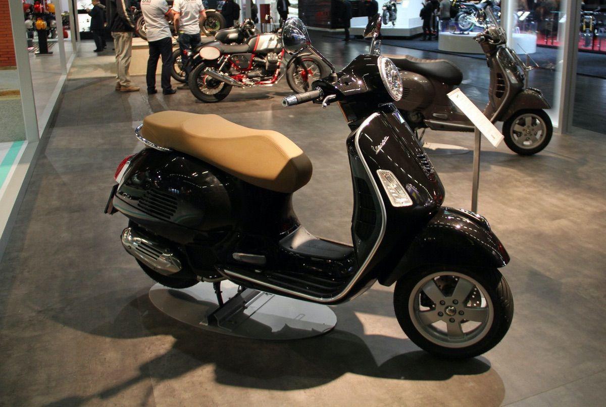 Vespa GTS 125 y 150