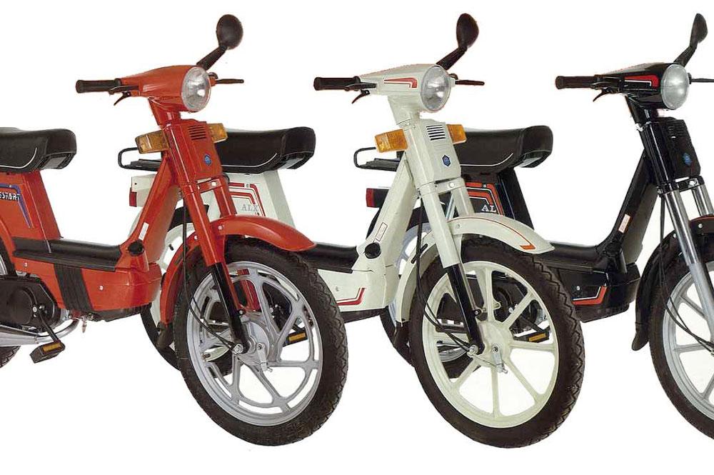 Moto Vespa Vespino