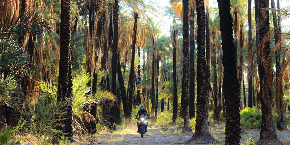 Viaje México en moto